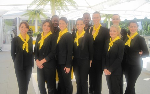 DGP Models in Tropical Ernst & Young Marquee!!!