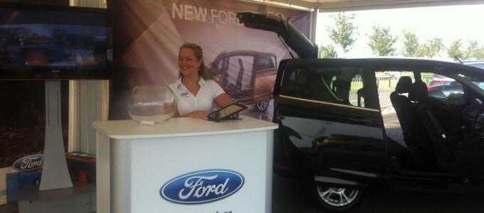 Ford Fair at Silverstone