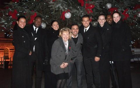 BNP Paribas Christmas Party