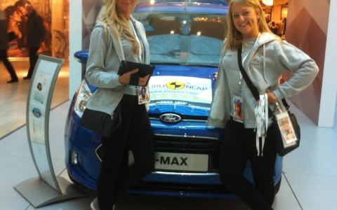 Ford B-Max Awareness Roadshow