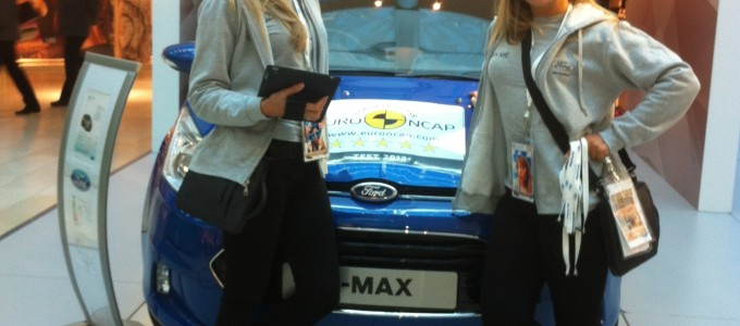 Ford B-Max Awareness Roadshow