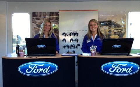 Ford Hostesses