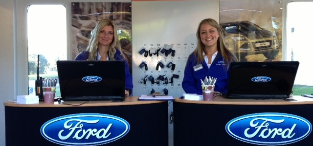 Ford Hostesses