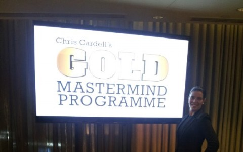 Chris Cardell Gold Masterclass 2015