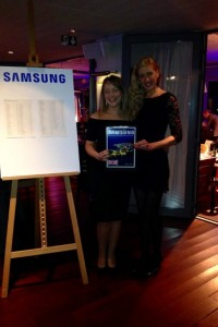 DGP staff proudly supported Samsung in Monaco and roadshow throughout the UK and Ireland.